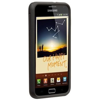 Case Mate pouzdro Tough Black pro Samsung Galaxy Note N7000