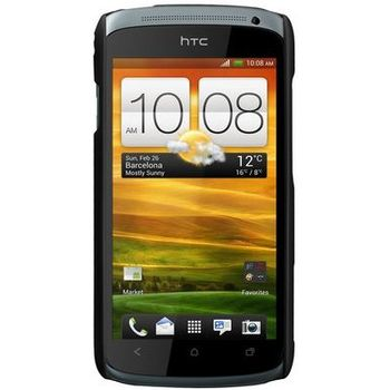 Case Mate pouzdro Barely There Black pro HTC One S