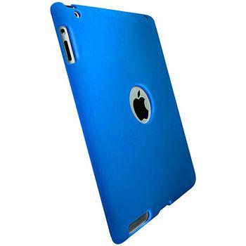 Krusell pouzdro ColorCover - Apple Nový iPad/iPad 2 - tmavě modrá