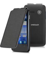 Alcatel flipové pouzdro pro One Touch S'POP, černá
