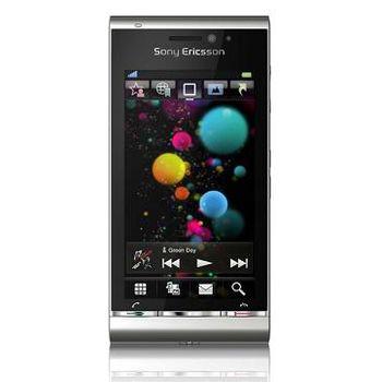 Sony Ericsson Satio U1i Silver