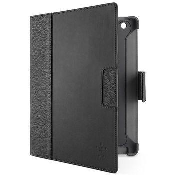 Belkin iPad 3 pouzdro Cinema Leather Folio, černá (F8N756cwC00)