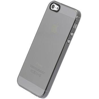 Power Support ochranný kryt Air Jacket pro Apple iPhone SE/5s/5, šedý