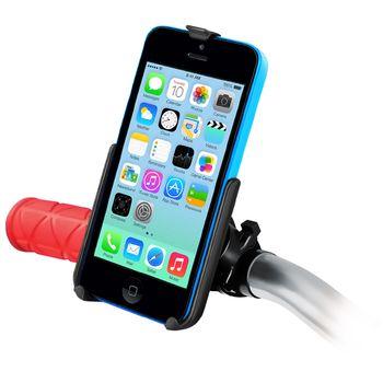 RAM Mounts držák na iPhone 5C s úchytem na kolo na řídítka, sestava RAP-274-1-AP16U