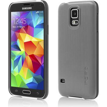 Incipio kryt Feather Shine pro Samsung Galaxy S5, šedá