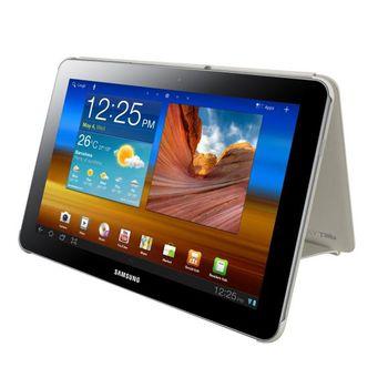 Samsung diářové pouzdro (Book Cover) EFC-1C9N pro Galaxy Tab 8.9 (P7300/P7310), smetanová