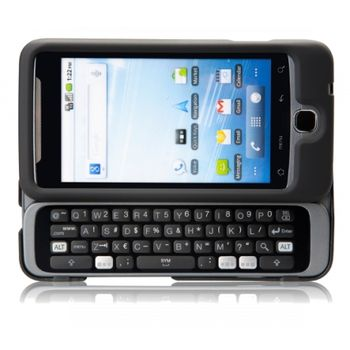 Case Mate pouzdro Barely There Black pro HTC Desire Z