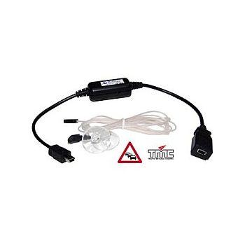 Mio RDS-TMC miniUSB kabelový přijímač  (Mio M201, M180, M169, P350, P550, A701, C510+)