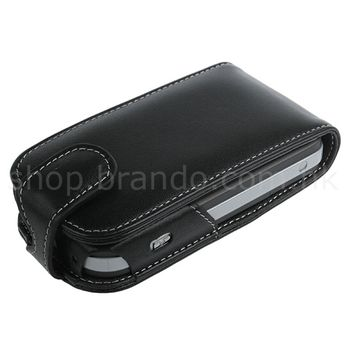 Pouzdro kožené Brando Flip Top - HP iPaq 614