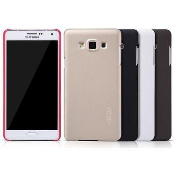 Nillkin zadní kryt Super Frosted pro Samsung Galaxy A7, zlatý