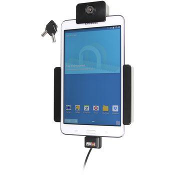 Brodit držák do auta na Samsung Galaxy Tab 4 7.0  bez pouzdra, se skrytým nabíjením/zámek