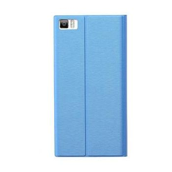 Xiaomi flipové pouzdro pro Xiaomi Mi3, modrá, rozbaleno, záruka 24 měsíců