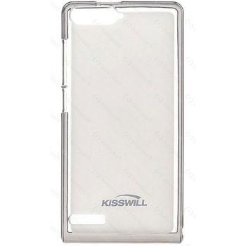 Kisswill TPU pouzdro pro Huawei Y6 II, průhledné