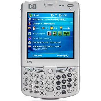 hp iPAQ hw6915 (GPS GSM EDGE WiFi BT Kamera)