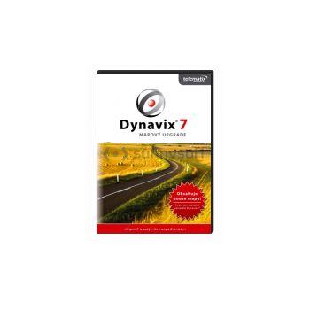 Dynavix® Mobile 2005 - mapa ČR + průjezdní Evropa