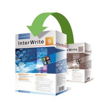 Sunnysoft upgrade InterWrite Small na verzi 9.5 (fullscreen)