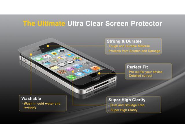 obsah balení Fólie Brando - HTC Incredible S + pouzdro pro HTC Incredible S