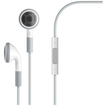 Apple originální sluchátka s ovládáním a mikrofonem MB770G/A