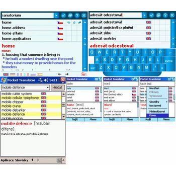 Pocket Translator 2005 (GB + D) - angl.+ něm.