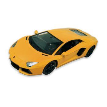 iCess Bluetooth model Lamborghini Aventador - oranžový