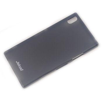 Jekod TPU kryt Ultrathin 0,3mm pro Sony C6903 Xperia Z1, černá transparentní