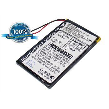 Baterie pro Garmin Nüvi 660, 660 FM, Li-pol 3,7V 1150mAh