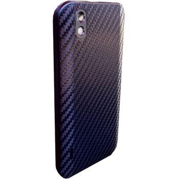 Fólie ScreenShield LG P970 Optimus Black - displej a carbon skin (černá)