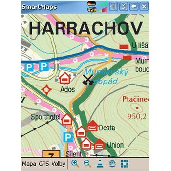 SmartMaps Standard 2 WM - Karlovarsko 1:50 000 (06)
