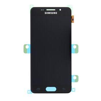 Náhradní díl LCD display + dotyk Samsung A310 Galaxy A3 2016 černá