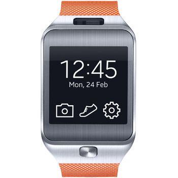 Samsung GALAXY Gear 2, R380, oranžové