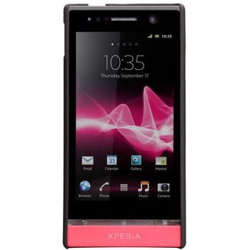 Case Mate Barely There case Black pro Sony Xperia U