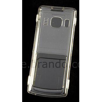 Transparentní pouzdro Brando Crystal - Nokia 6500 Classic