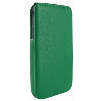 Piel Frama pouzdro pro iPhone 5 iMagnum, Green
