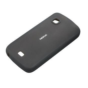 Nokia silikonový kryt CC-1012 pro Nokia C5-03, černá