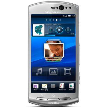 Sony Ericsson Xperia neo MT15i - stříbrný