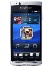 Sony Ericsson Xperia arc S - stříbrná