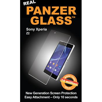 Krusell pouzdro FlipCover Malmö černá + PanzerGlass sklo pro Sony Xperia Z2