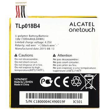 Alcatel Baterie TLP018B4 1500mAh Li-pol (Bulk)