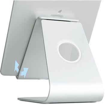 Rain Design mStand Tab Plus stojan pro tablet, stříbrný