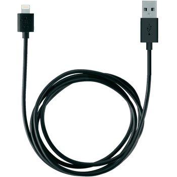 Belkin USB kabel nabíjecí a synchronizační s Lightning konektorem, 1.2m černý