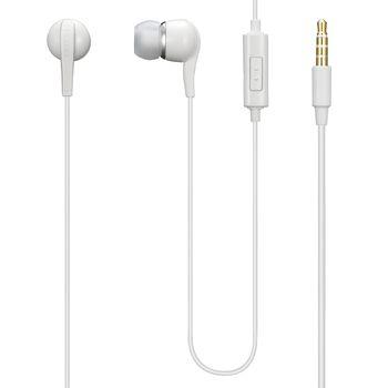Samsung sluchátková sada stereo EHS60ANN, konektor 3,5 mm (CTIA), bílá