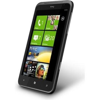 HTC Titan + pouzdro Krusell Hector černé