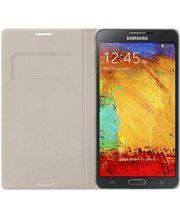 Samsung flipové pouzdro s kapsou EF-WN900BU pro Galaxy Note 3, béžová