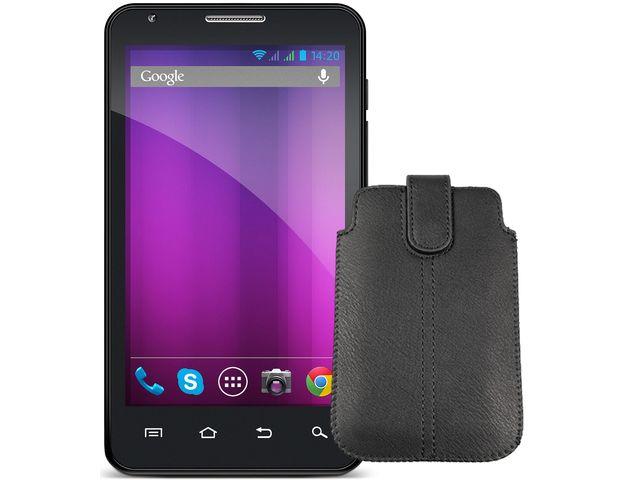 obsah balení EVOLVE FX420 + Ochranný obal s magnetickým uzavíráním MX160 zdarma + SanDisk značková paměťová karta 16GB