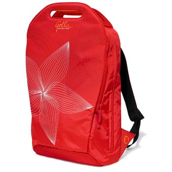 """Golla bagpack 16"""" const g831 red 2010"""