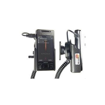Brodit držák do auta pro Sony Ericsson Xperia X1 s nabíjením