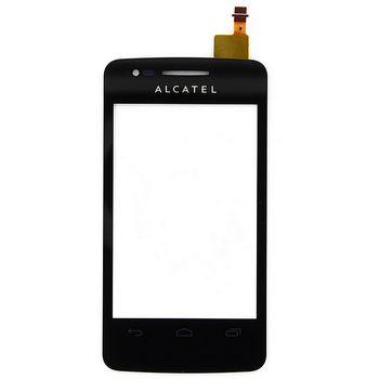 Náhradní díl dotyková deska pro Alcatel One Touch T´Pop 4010D, černá