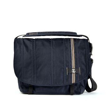 "Crumpler Good Booy 17"" laptop taška - tmavě modrá"