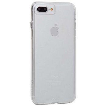 Case Mate ochranný kryt Barely There pro Apple iPhone 7 Plus, průhledná