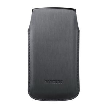 Samsung pouzdro EF-C1A7L pro Samsung Wave II (S8530), černá